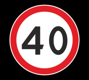Ограничение скорости11