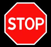 Движение без остановки запрещено. Знаки приоритета