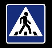 Пешеходный переход. ЗНАКИ ОСОБЫХ ПРЕДПИСАНИЙ