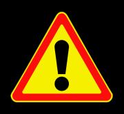 Прочие опасности. Временные дорожные знаки