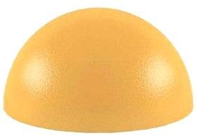 Полусфера бетонная покрашенная 500х340