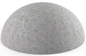 Полусфера бетонная 600х300